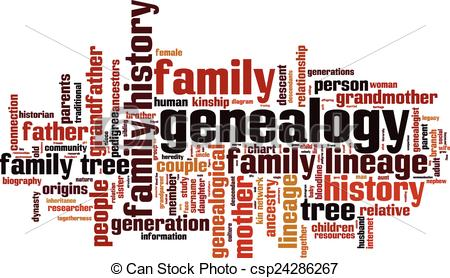 genealogy-word-cloud-clip-art-vector_csp24286267