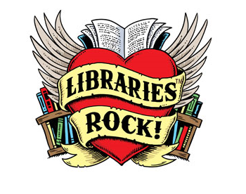 libraries rock2